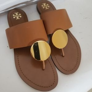 Tory burch sandals size 9